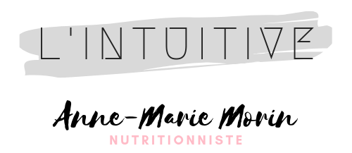 Anne-Marie Morin Nutritionniste
